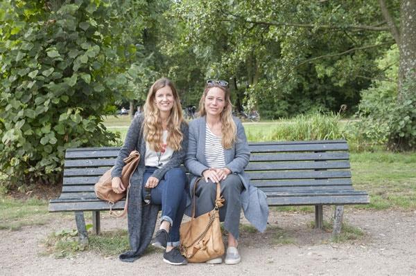 Founders Nowa: Joyce & Josette