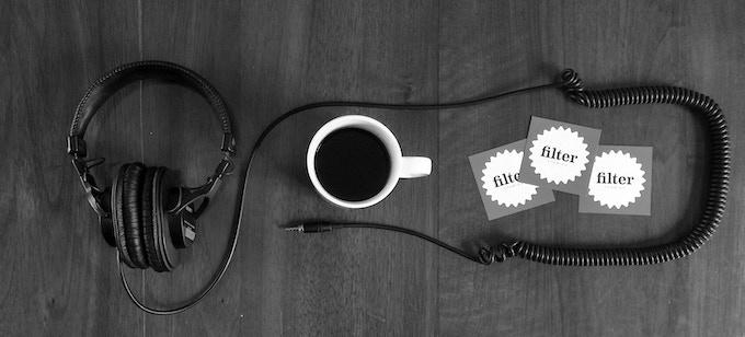 Filter Stories: untold stories hidden in your cup of coffee