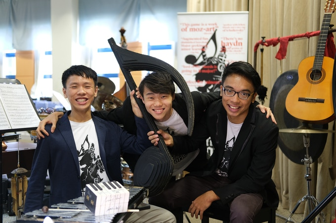 Thank you! - Keith, Jon and Jun Yu