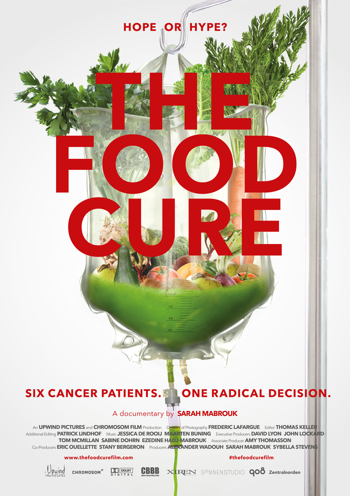 What difference can food really make? A documentary film about six people who make the radical choice to face cancer with their plates.