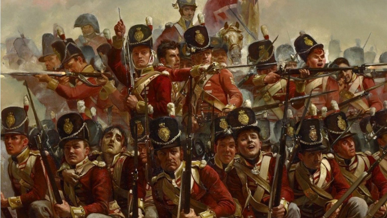 Over the Hills 2nd Edition - The Napoleonic Wargames Rules