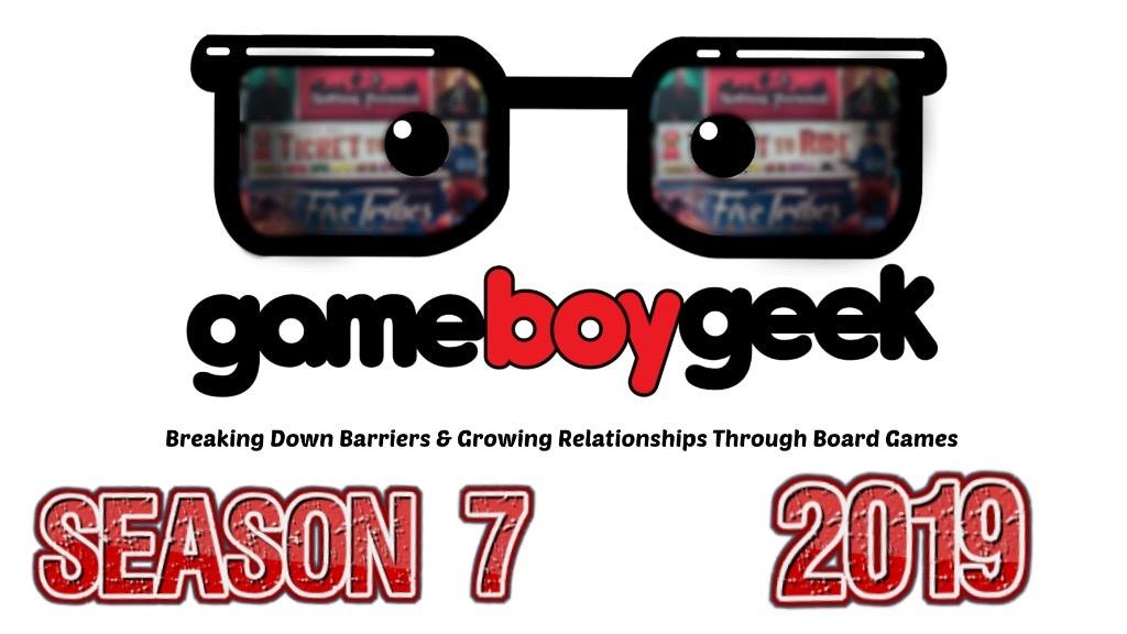 Game Boy Geek - Season 7 - 2019 project video thumbnail