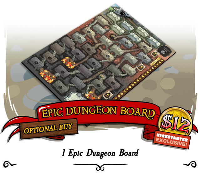 Munchkin Dungeon By CMON » Warrior, Come Out To Play