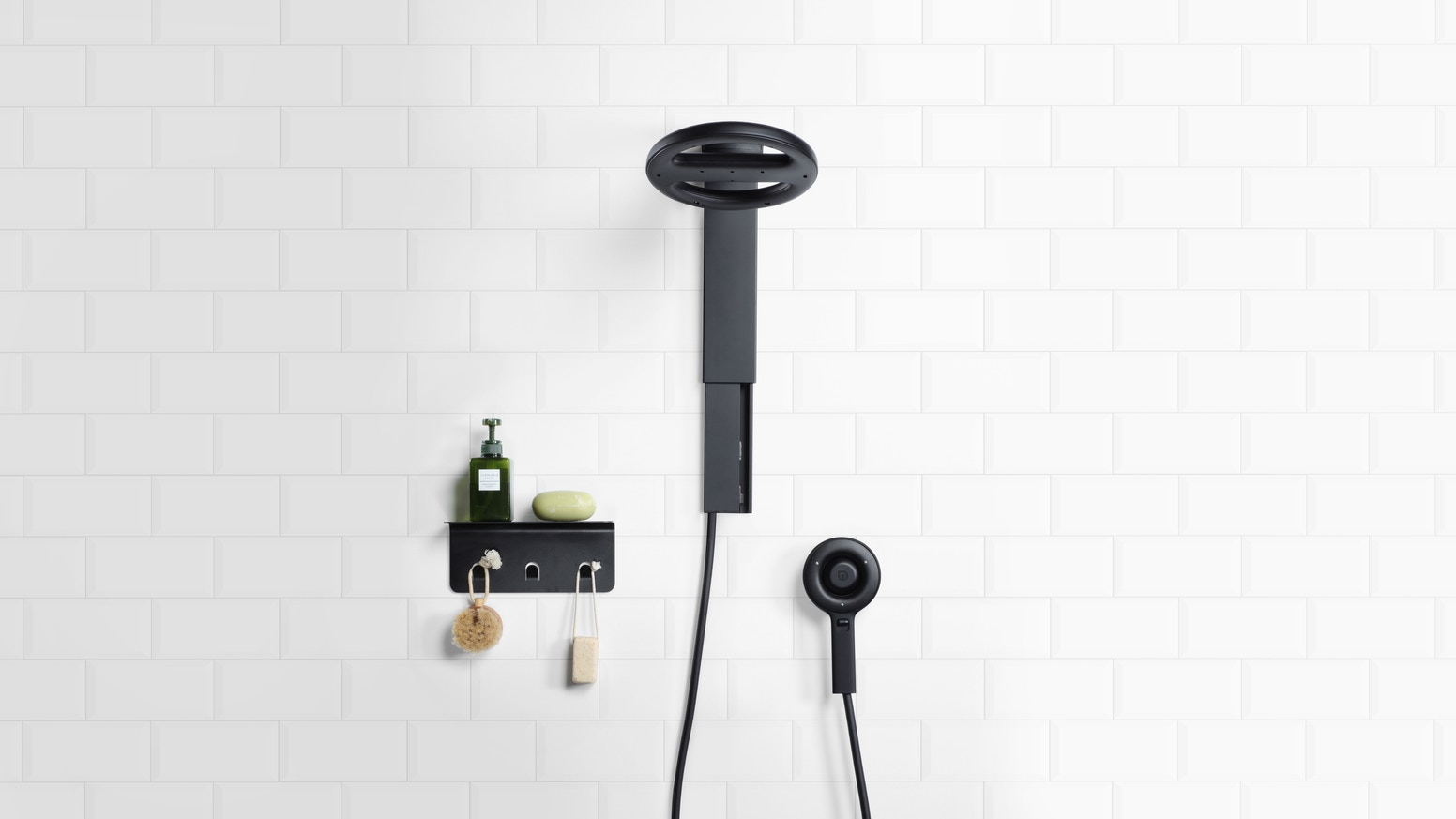 The next evolution in showering: more heat, more power, more coverage; now in matte black. Huge savings.