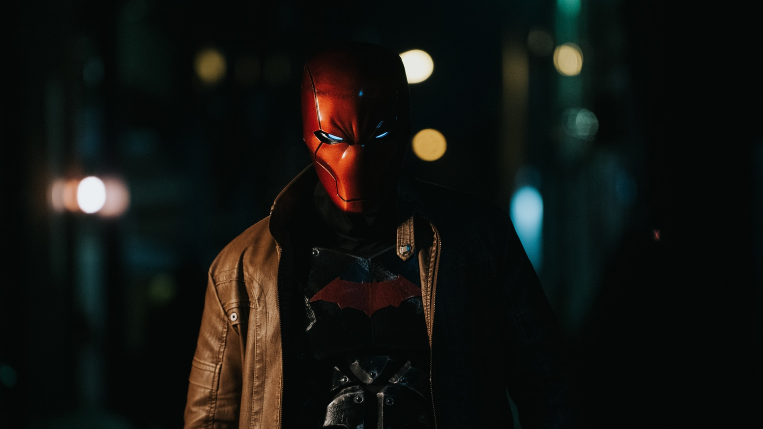 Red Hood: The FAN Series Season 2  follows the adventures of Red Hood, Red Robin, and Damian Wayne as they fight to save Gotham!