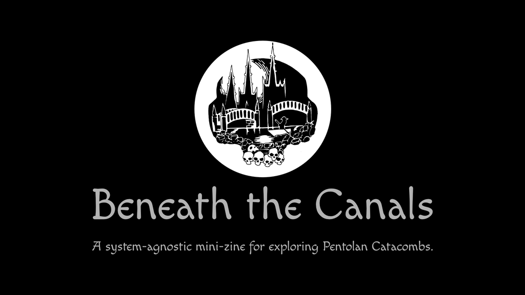 Beneath the Canals
