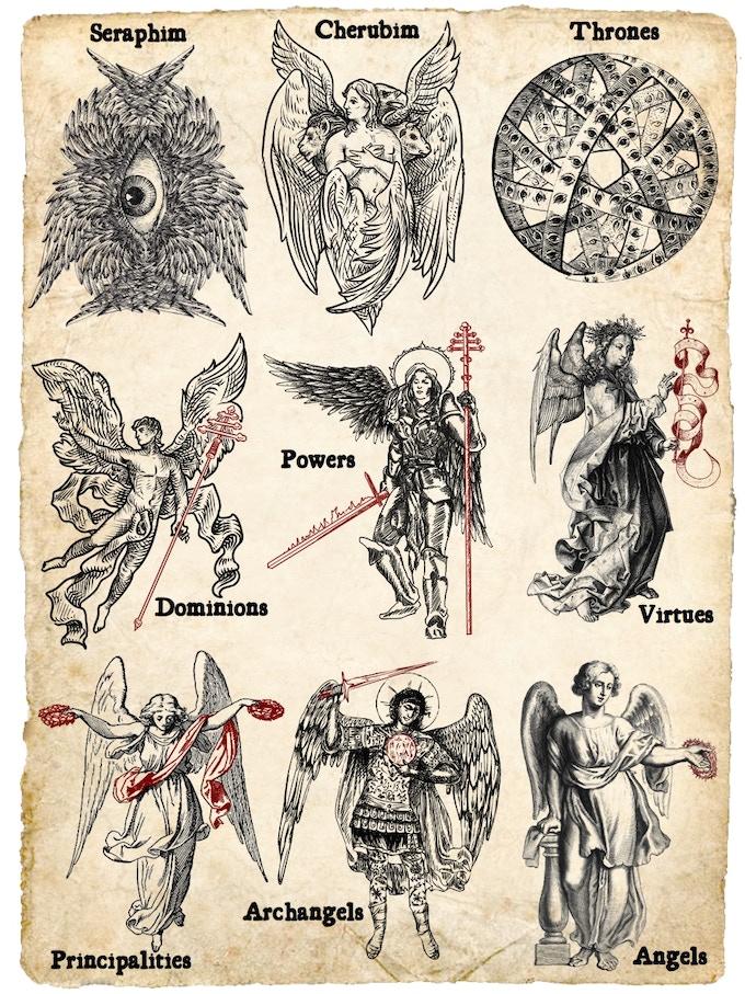 The Angel-Evoking Tarot by Travis McHenry — Kickstarter