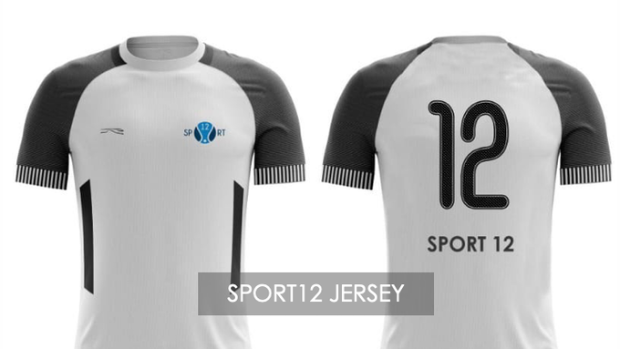 The exclusive Sport12 jersey