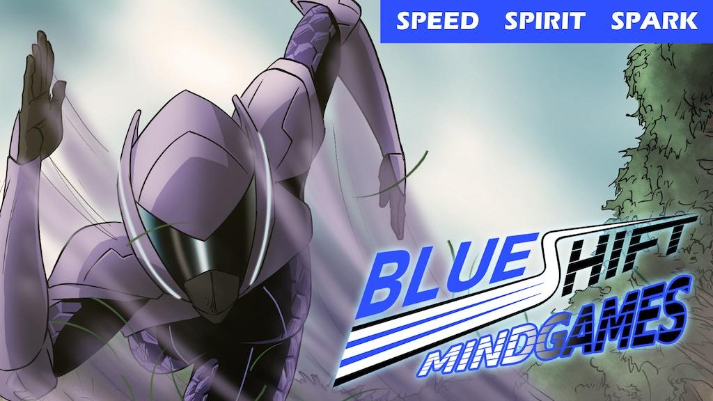 Blue-Shift 2: Mindgames project video thumbnail