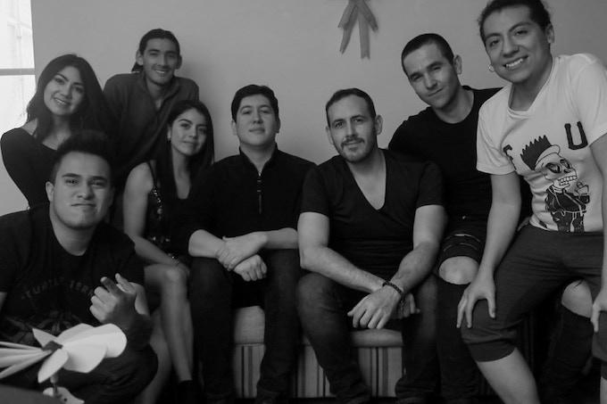 Crew 'Baile de Colchón'