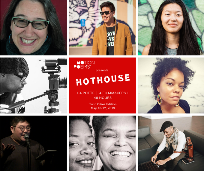 Hothouse Poets & Filmmakers