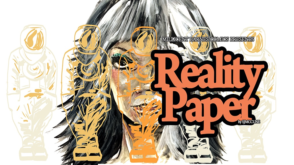 Reality Paper project video thumbnail