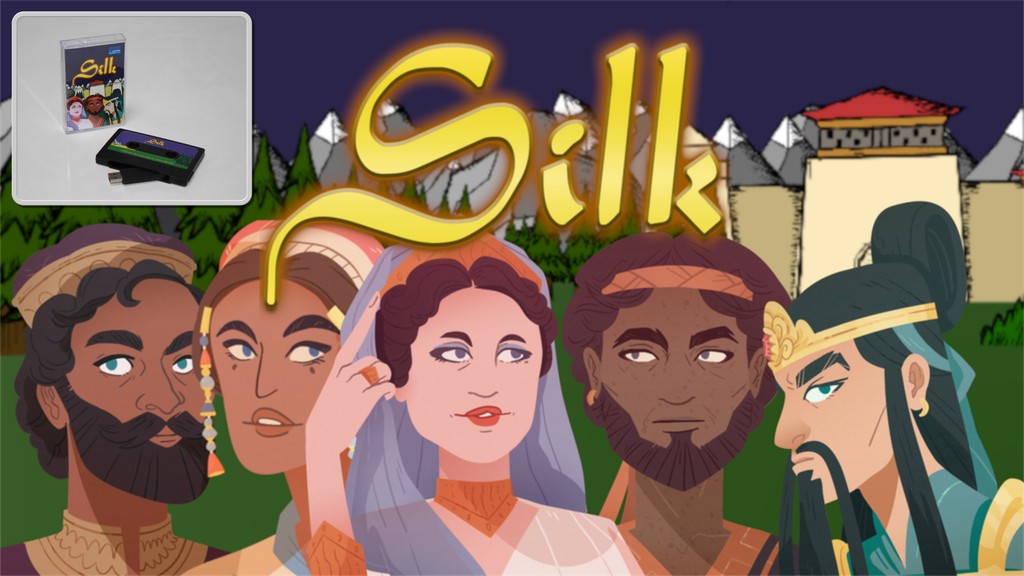Silk project video thumbnail