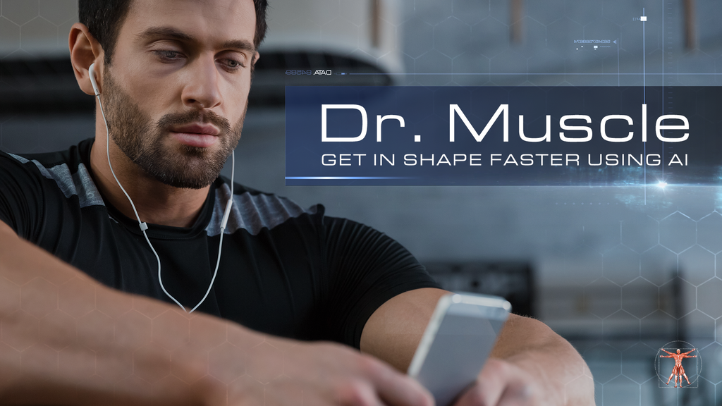 Dr. Muscle Gets You in Shape Faster Than Your Local Trainer project video thumbnail