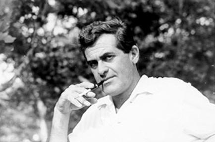 Photo of Gil Orlovitz by Victor Laredo
