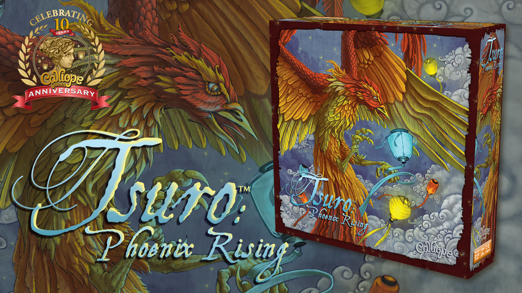 Tsuro: Phoenix Rising project video thumbnail