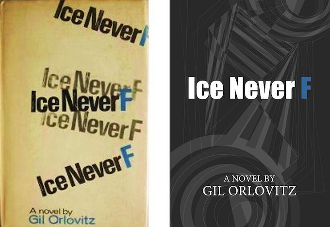 Left: Original 1970 Calder & Boyars edition / Right: 2019 Tough Poets Press edition (background design by Ethan Orlovitz)