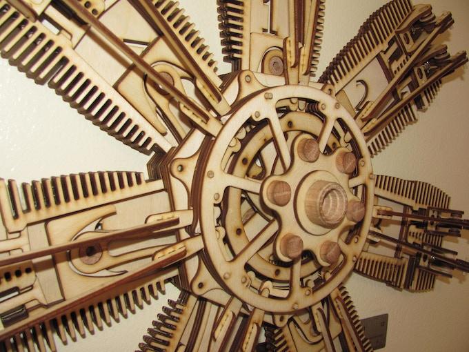 Prototype Radial Engine