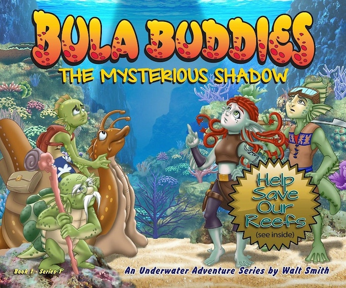 The Cover Art From Book 1