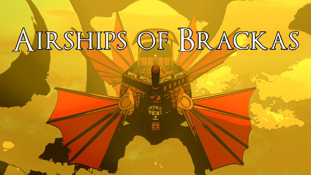 Airships of Brackas: A Supplement for 5e project video thumbnail