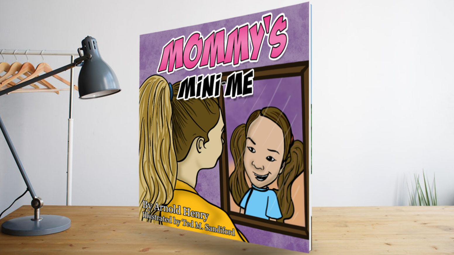 Mommy's Mini-Me is an inspiring children's book about a young girl who becomes empowered by her mother's wisdom.