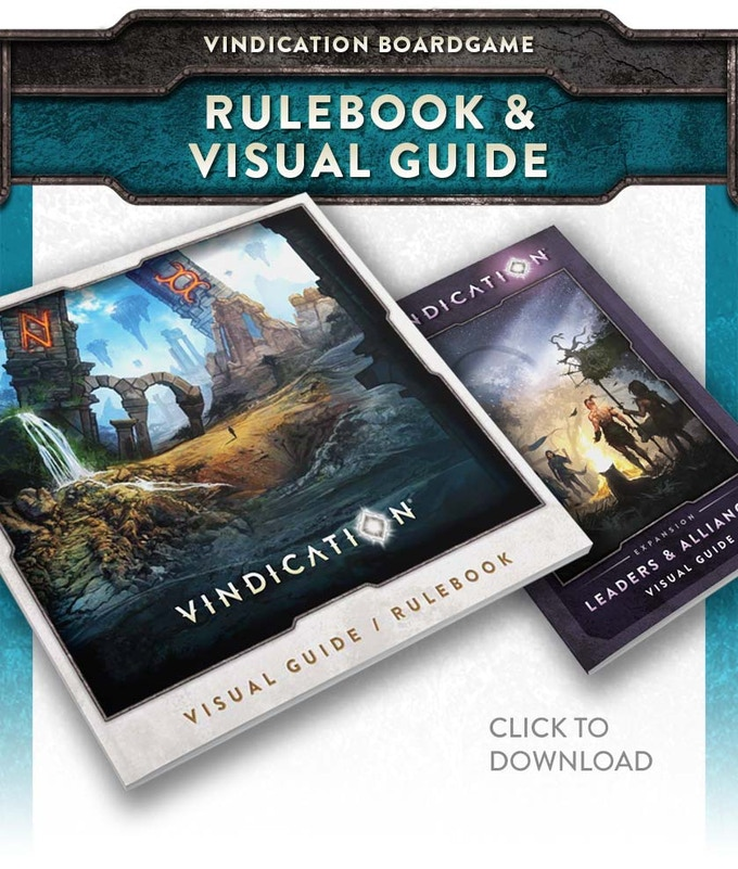 BETA rulebooks here — revised core rulebook and expansion rulebooks coming soon