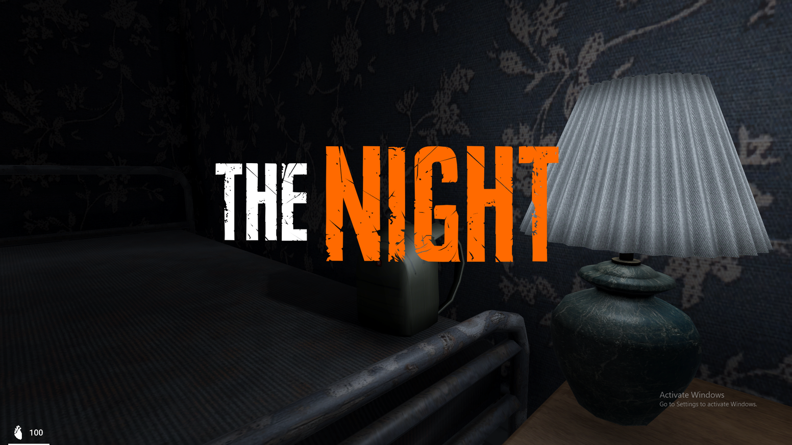 The NIGHT Horror Game by Relay Studios » Steam Availibility Update