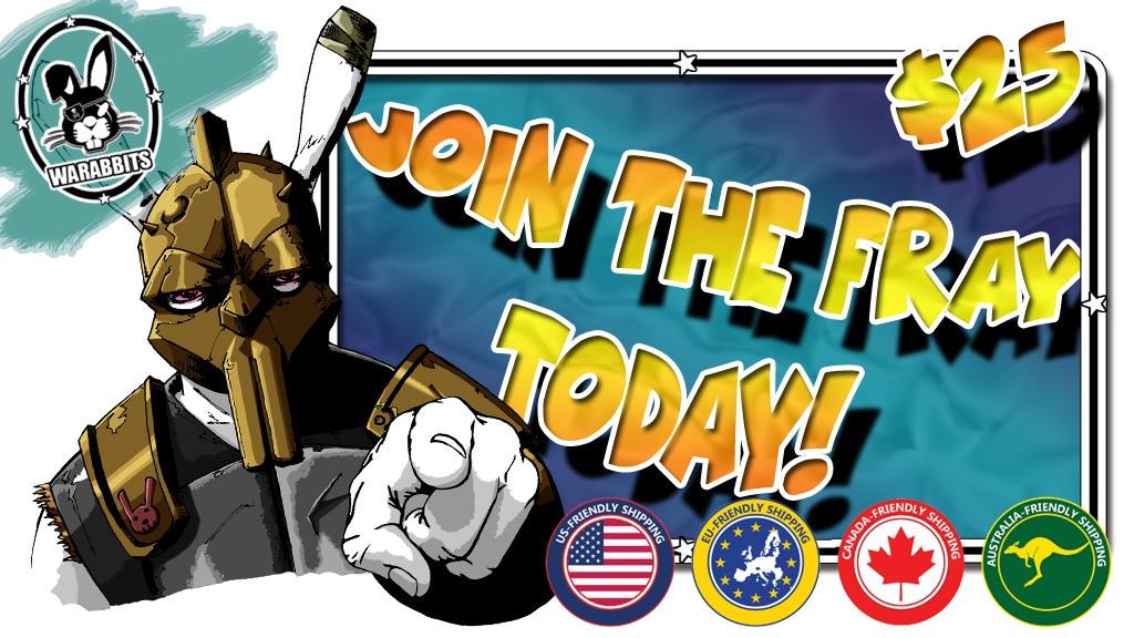 Warabbits - Join the Furry Fury!