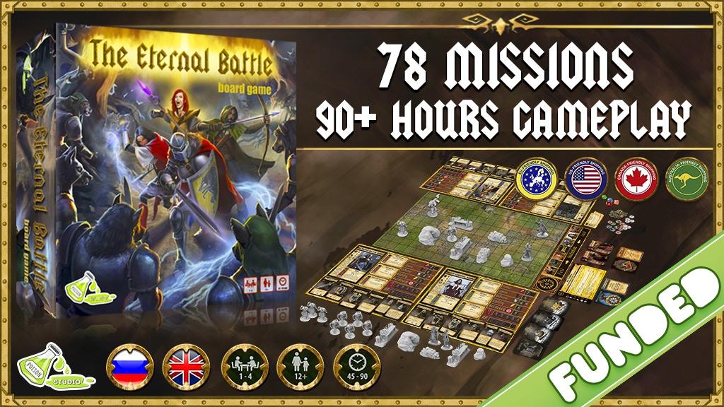 The Eternal Battle project video thumbnail