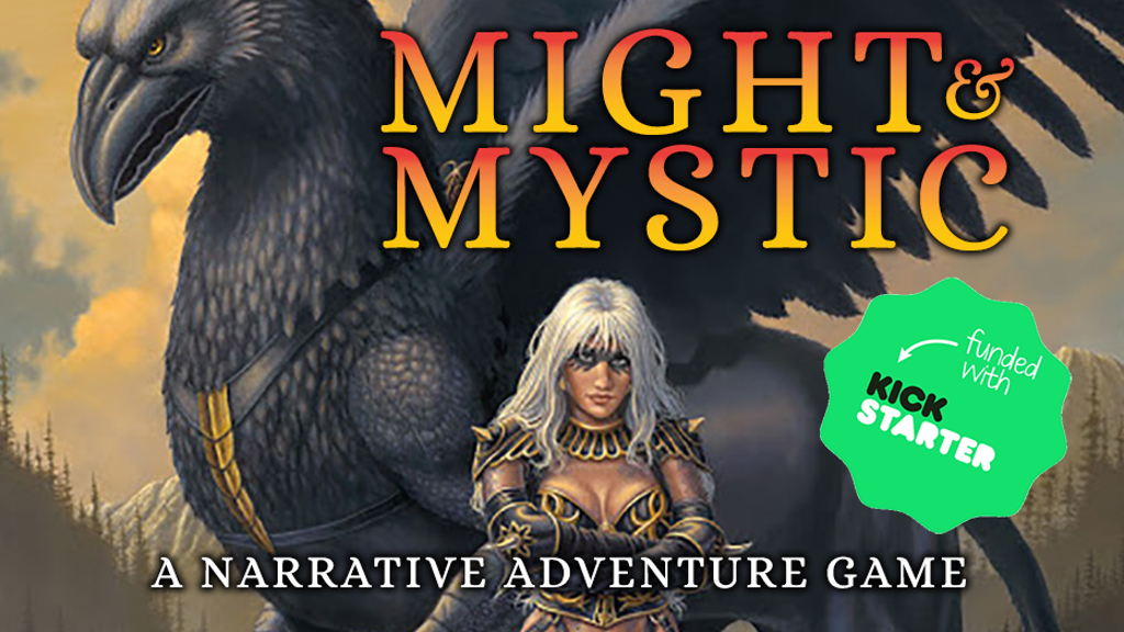 Might & Mystic project video thumbnail