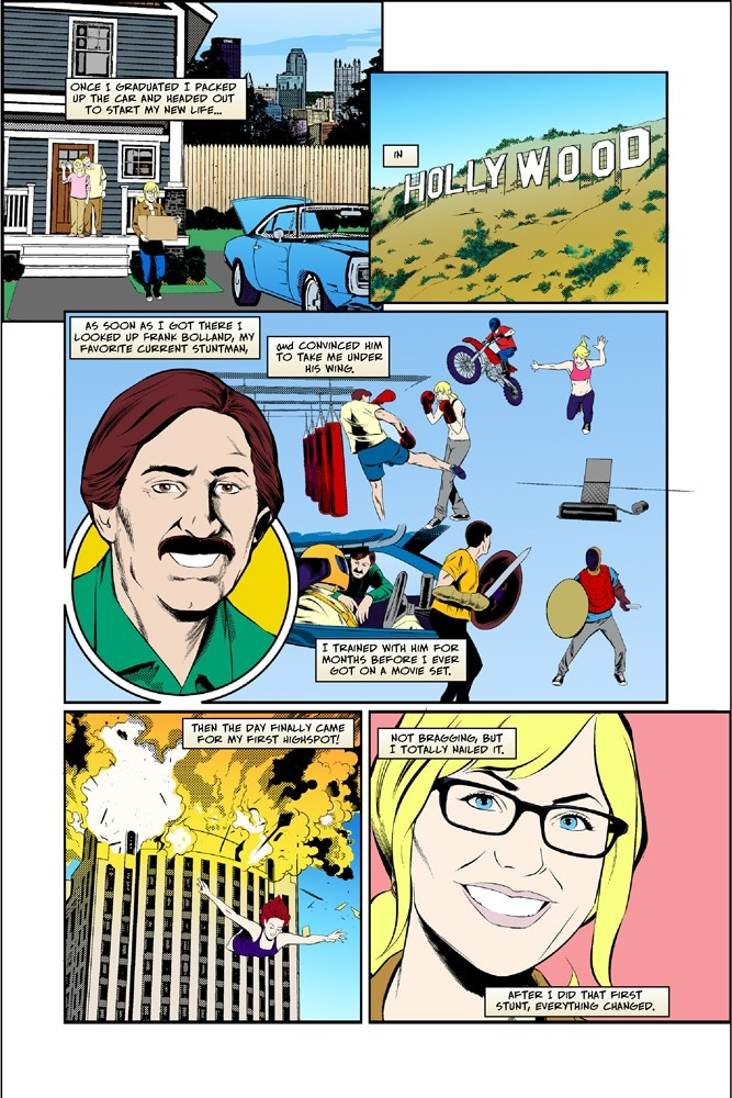 Issue 1, page 2