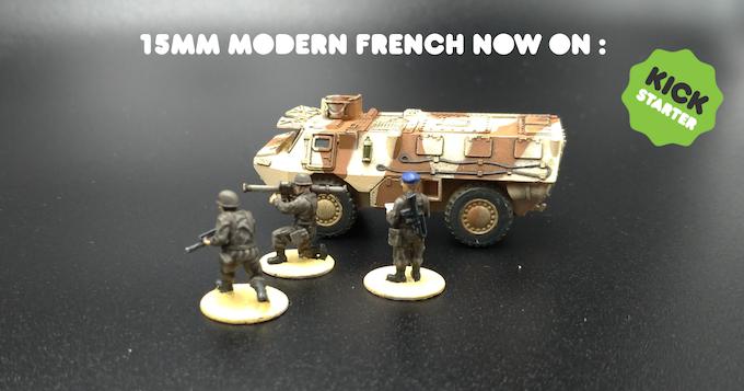 15mm infantry
