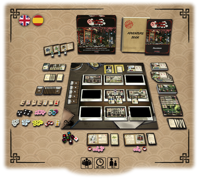Game in English and Spanish