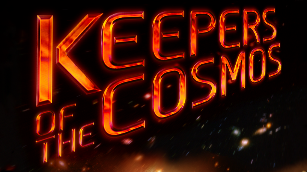 Keepers of the Cosmos: A space-based TCG video game
