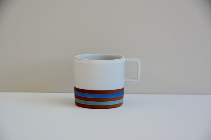 Wolf Ceramics Mug