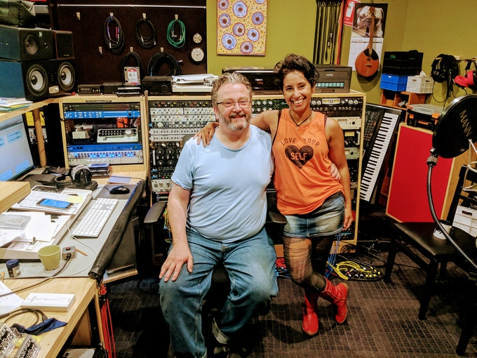 with Niko Schauble of Pughouse Studios
