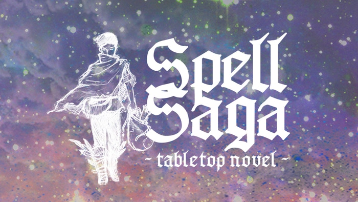 Spell Saga is a story driven card game based in an apocalyptic world of high fantasy. The game is a solo-play experience set against themes of identity, & purpose. This game is about exploring, and is meant to be played multiple times.