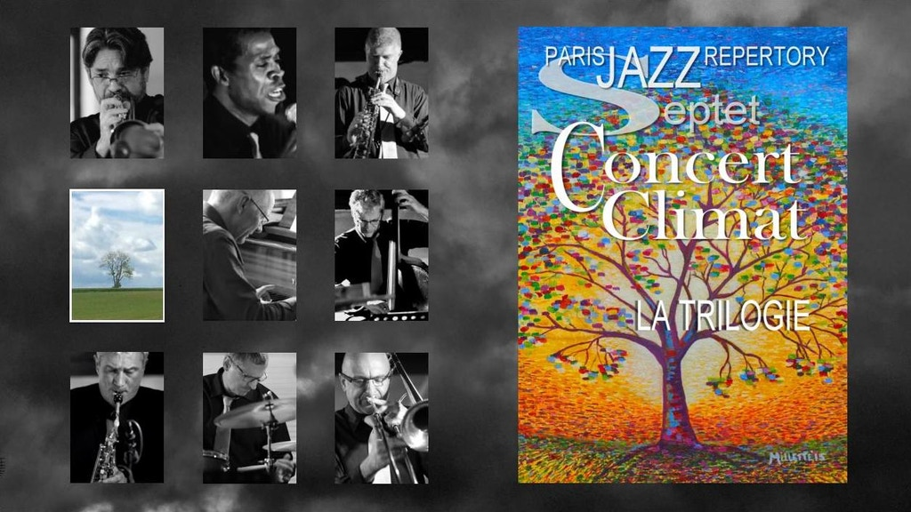 Concert Climat - Paris Jazz Repertory Septet project video thumbnail