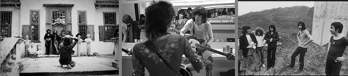 Ethan Russell Photographs The Beatles, The Rolling Stones & The Who