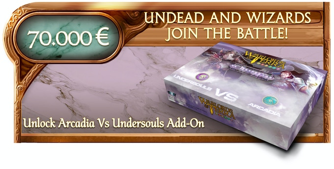 This will activate Arcadia & Undersouls Box ADD-ON