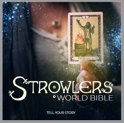 PLACEHOLDER - Strowlers Bible Cover shown as example