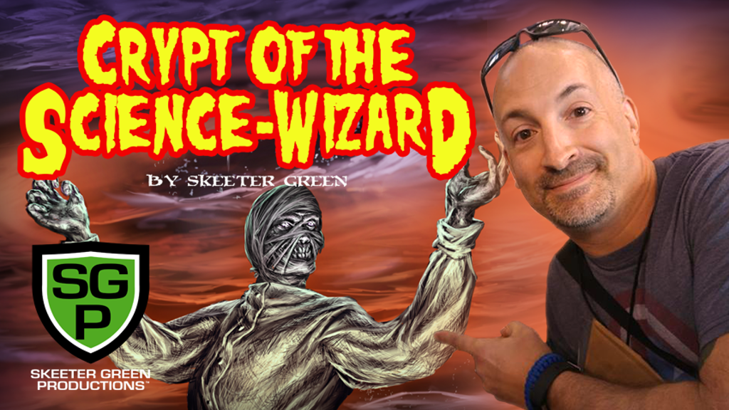CRYPT OF THE SCIENCE-WIZARD 5E S&W RPG project video thumbnail