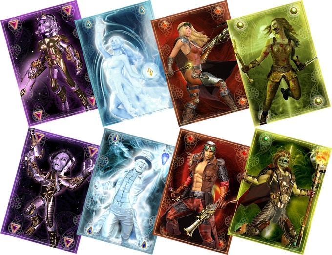 AGZ Character Cards