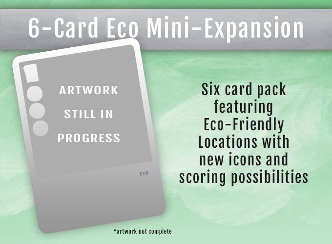 6-Card Eco Mini-Expansion