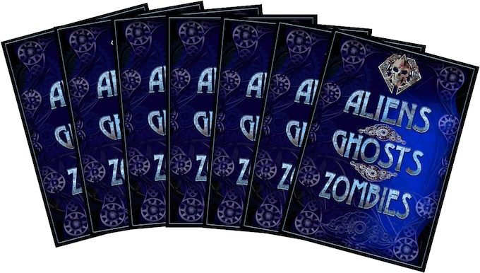 An AGZ Hand Consists of Seven (7) Cards