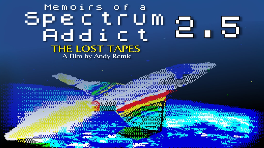 Spectrum Addict 2.5: The Lost Tapes project video thumbnail