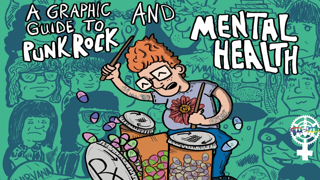 Hardcore Anxiety: A Graphic Guide to Punk and Mental Health project video thumbnail