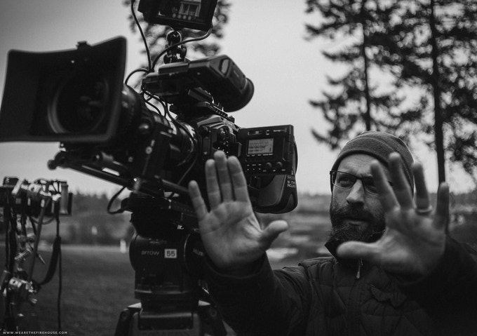 William Hellmuth, Director of Photography (Photo: Firehouse Creative)