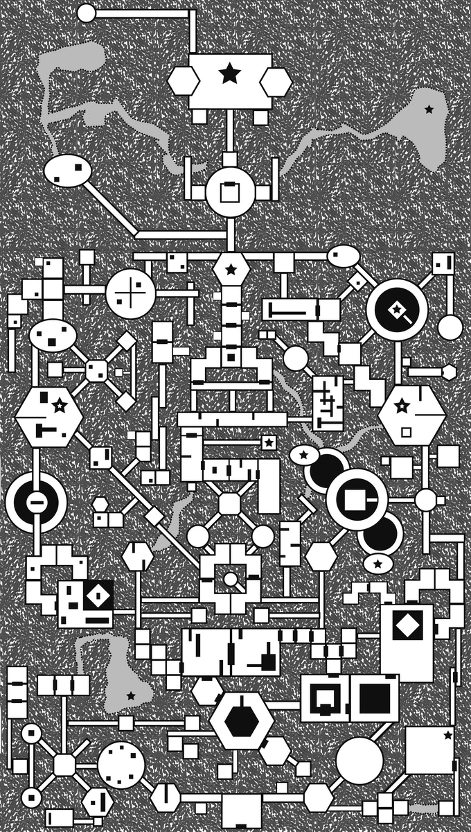 Mega Dungeon Maker D100 Random Maze Generator for 5e + more by
