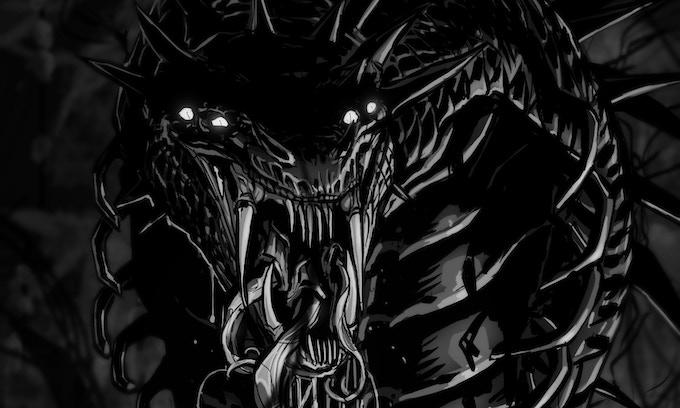 Zehir, the Midnight Serpent